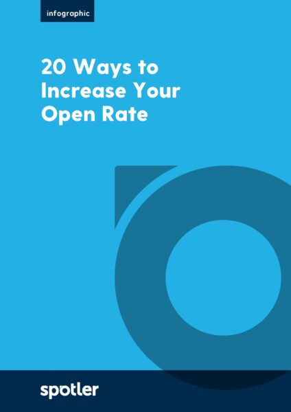 20 Ways to Increase Your Open Rate
