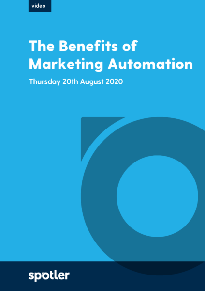 The Benefits of Marketing Automation Webinar