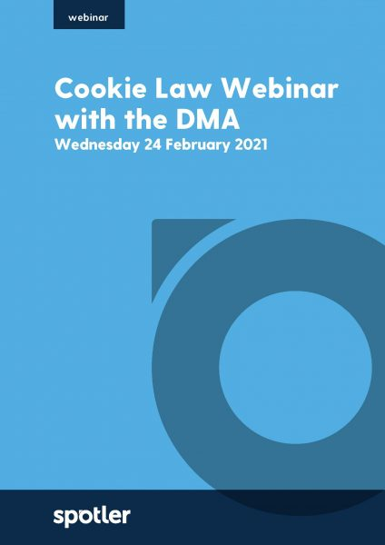 Cookie Law – What it Means for Marketers | Webinar with the DMA
