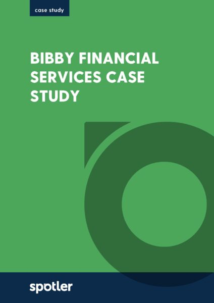 Bibby Financial Services and Spotler Case Study