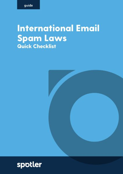 International Spam Laws: Quick Checklist