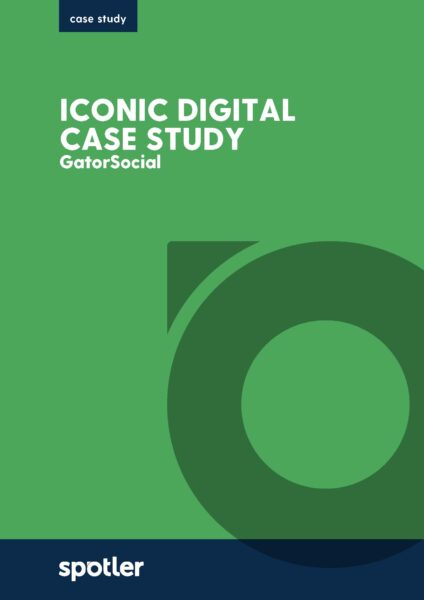 Iconic Digital & GatorSocial Case Study