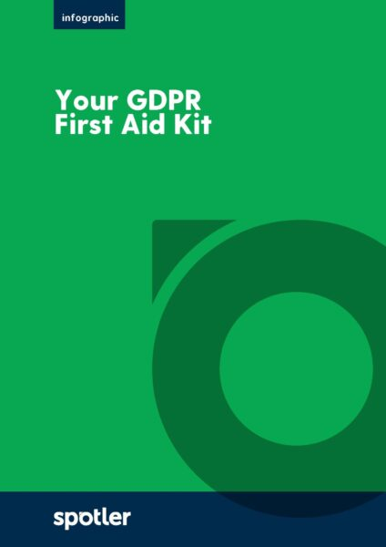 Your GDPR First Aid Kit