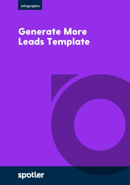 Generate More Leads Template