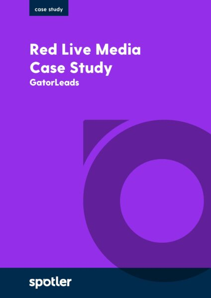 Red Live Media & GatorLeads Case Study