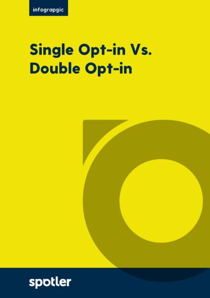 Single Opt-In Vs. Double Opt-In