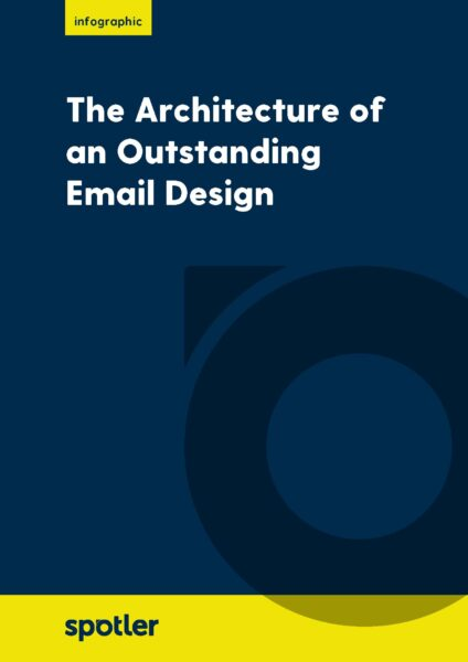 The architecture of an outstanding email design