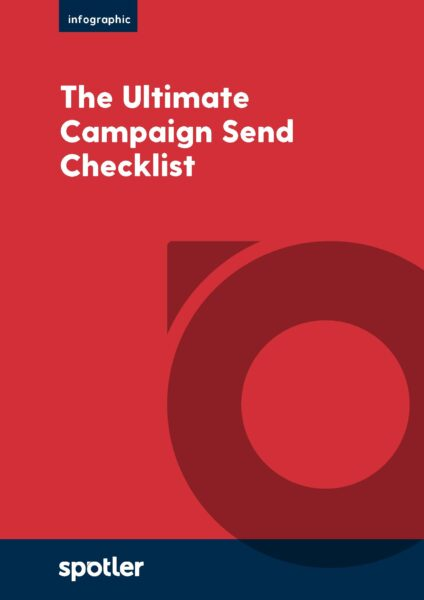 The Ultimate Campaign Send Checklist