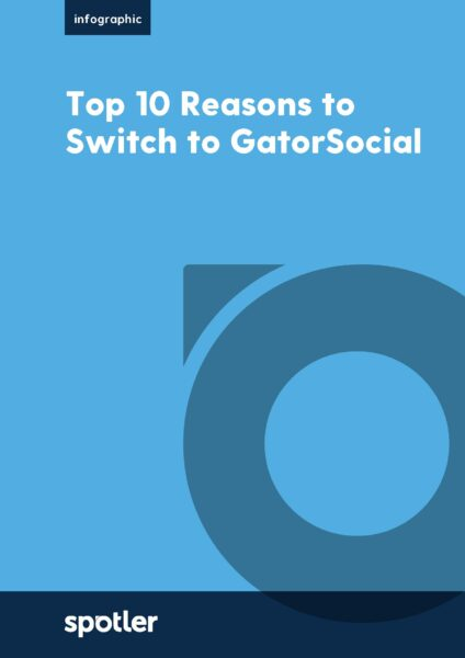 Top 10 Reasons to Switch to GatorSocial