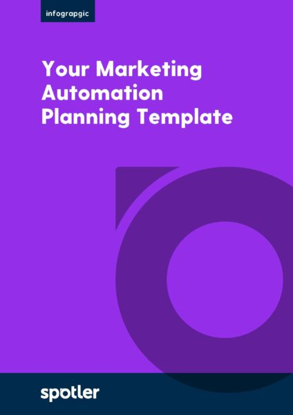 Your Marketing Automation Planning Template